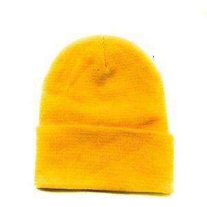Beanie, Yellow